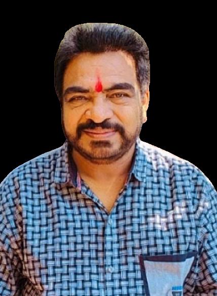 Dr. Kiran Shinde (I/C Principal)